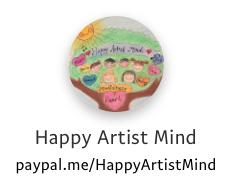 お支払い:PayPal.me/HappyArtistMind